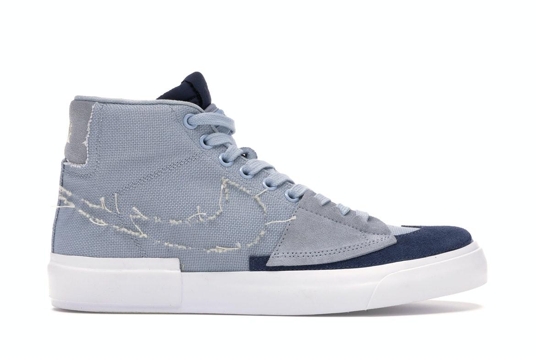 Nike SB Blazer Mid Edge Hack Pack Obsidian Mist