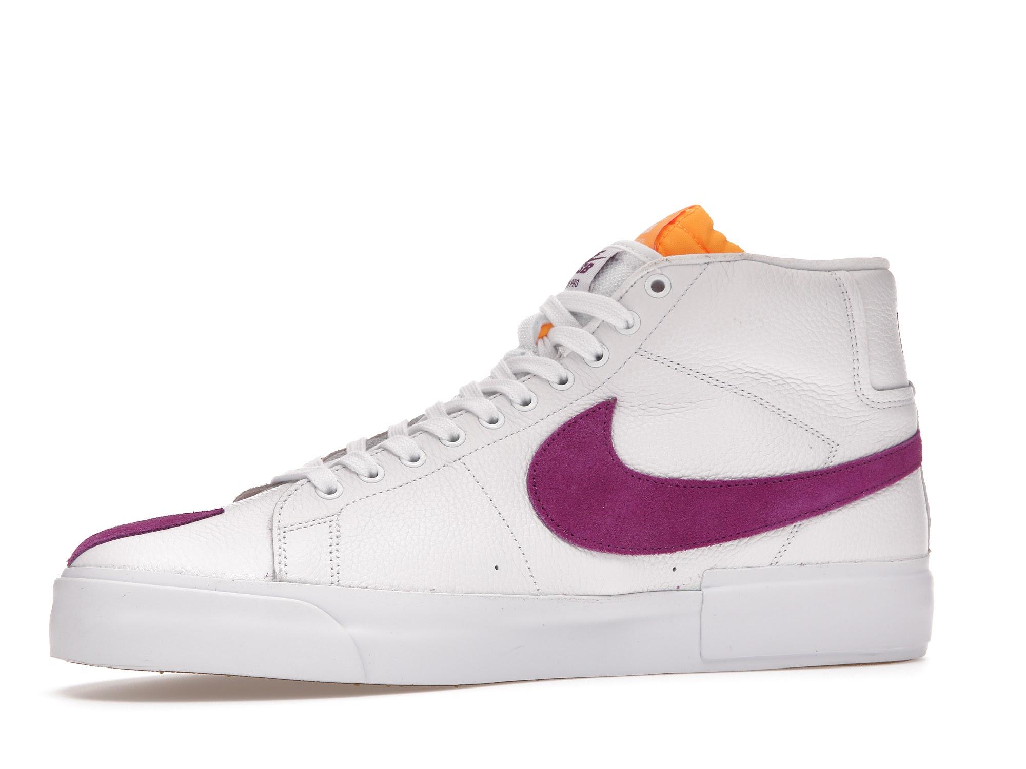 Nike SB Blazer Mid Edge Lakers