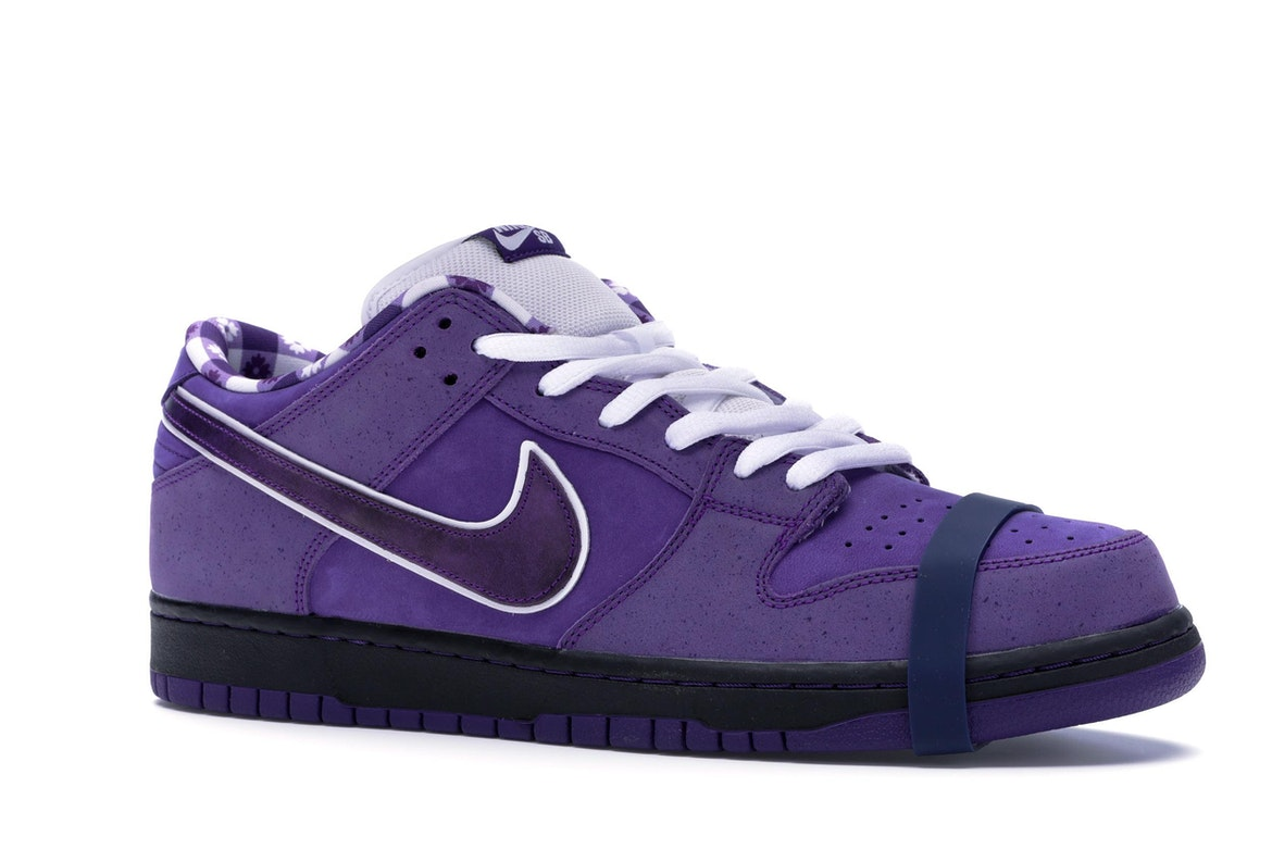 Nike SB Dunk Low Concepts Purple Lobster - BV1310-555