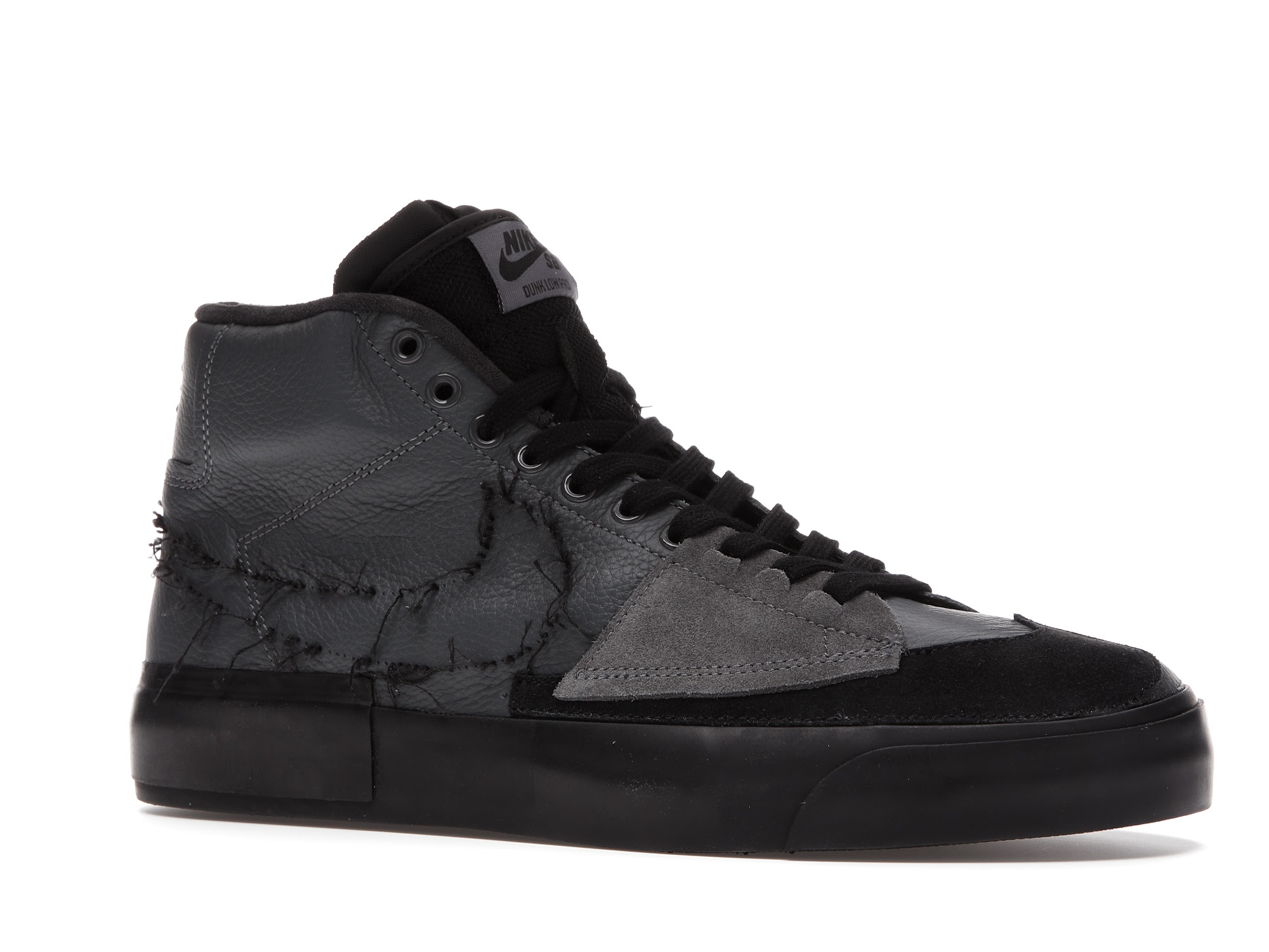 Nike SB Zoom Blazer Mid Edge Iron Grey - DA2189-001
