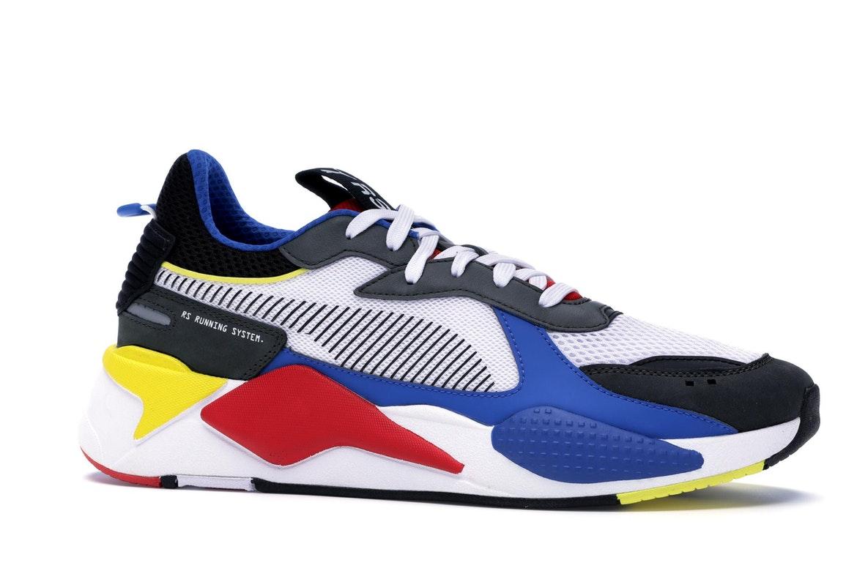 Puma RS-X Toys White - 369449-02