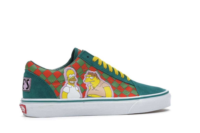 Vans Old Skool The Simpsons Moe's