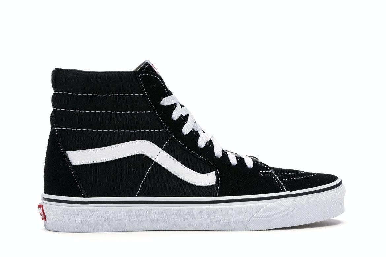 Vans Sk8-Hi Black White - VN000D5IB8C