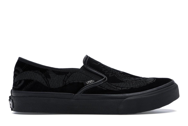 Vans Slip-On Deluxe Dragon - Sneakers