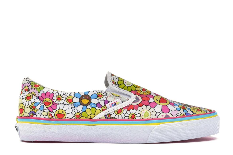 Vans Slip-On LX Murakami Multi-Color Flower