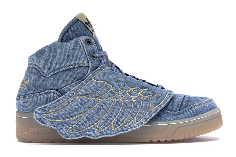 adidas JS Wings Jeremy Scott Denim - V24621