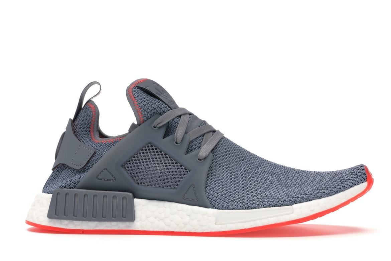 adidas NMD XR1 Grey Three Solar Red