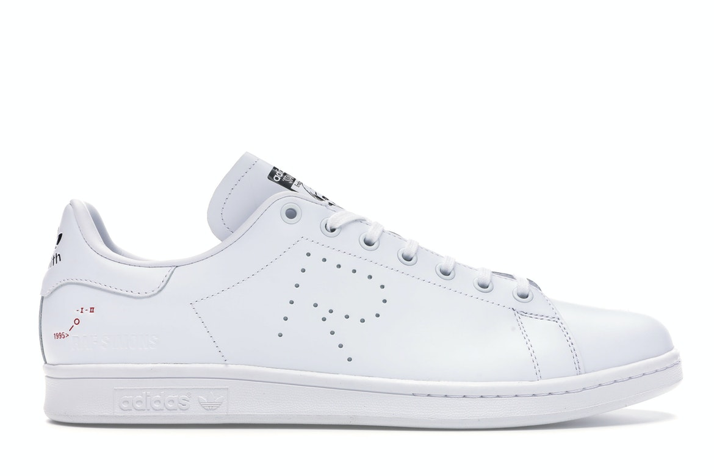 adidas Stan Smith Raf Simons Core White - F34258