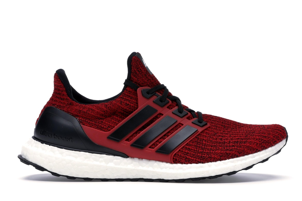 adidas Ultra Boost 4.0 Power Red Core Black