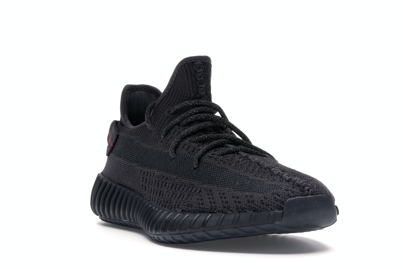 adidas Yeezy Boost 350 V2 Black (Non-Reflective) - FU9006
