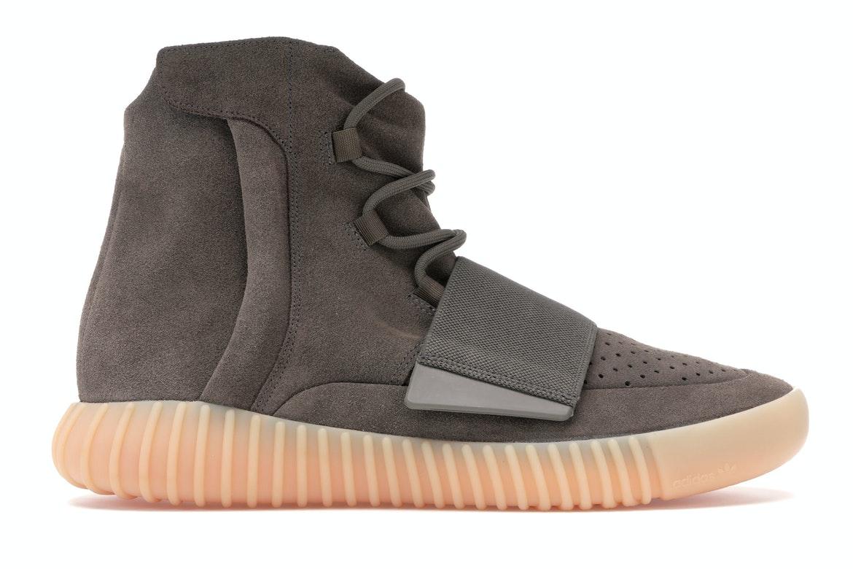 adidas Yeezy Boost 750 Light Brown Gum (Chocolate)