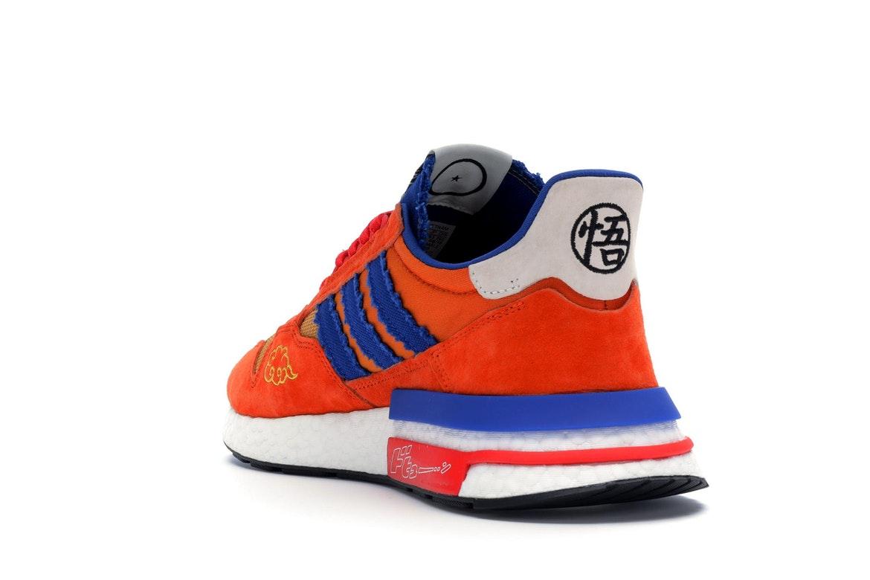 adidas ZX 500 Dragon Ball Z Son Goku - D97046