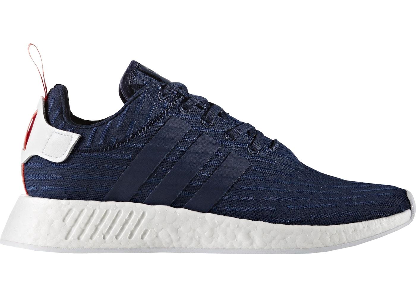 adidas nmd r2 bleu