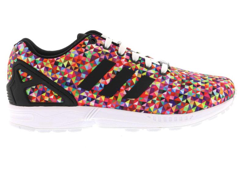 adidas ZX Flux Multi-Color Prism