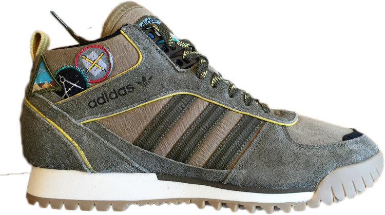 adidas ZX Trail Mid Extra Butter Scout Leader - D69375