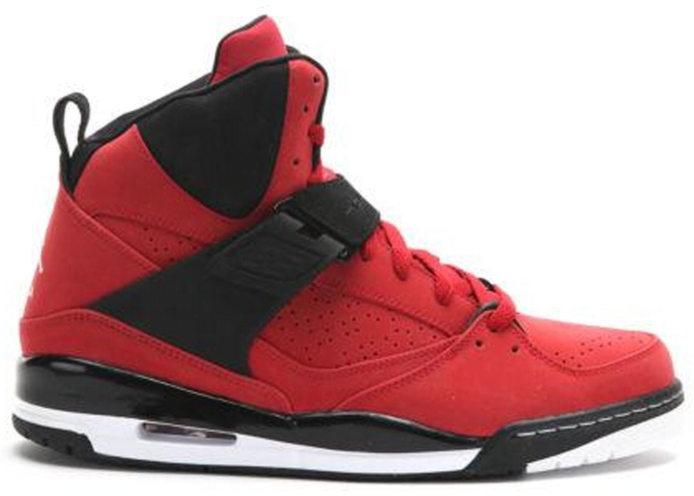 Jordan Flight 45 High Varsity Red Black - 384519-601