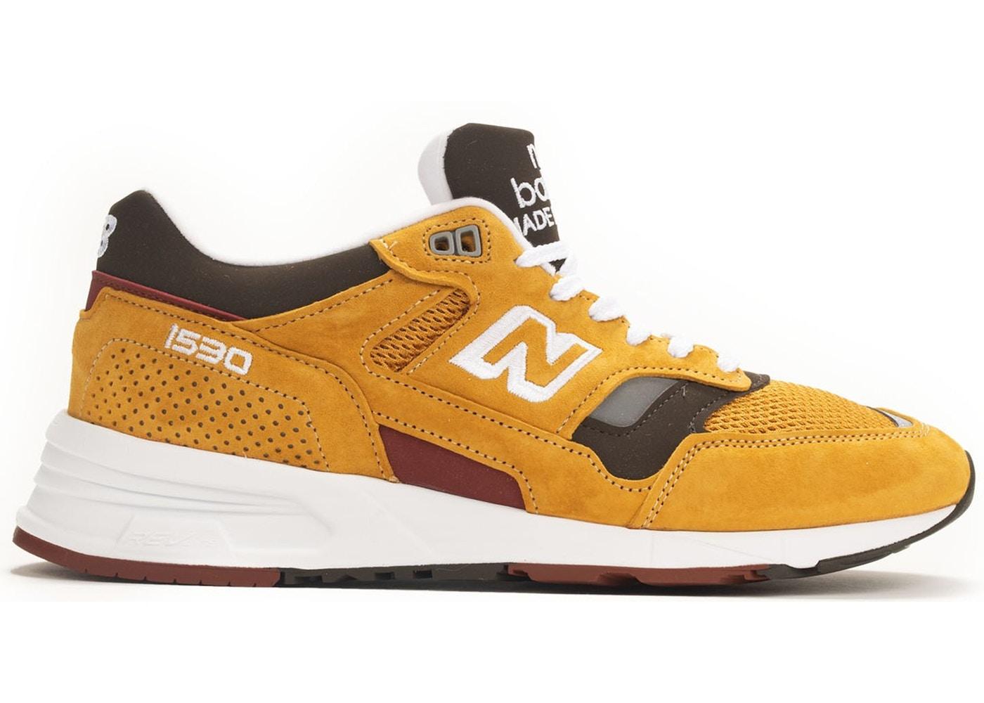 New Balance 1530 Yellow
