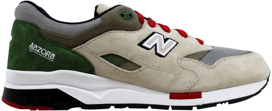 New Balance 1600 Tan/Green - CM1600GR