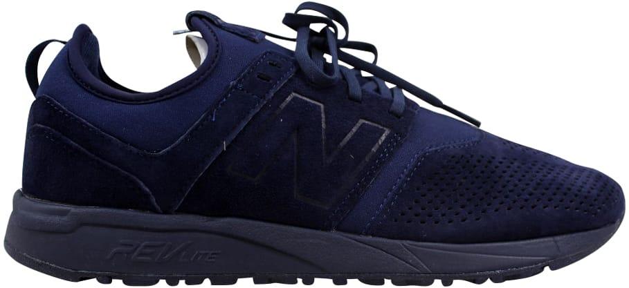 New Balance 247 Suede Navy Blue