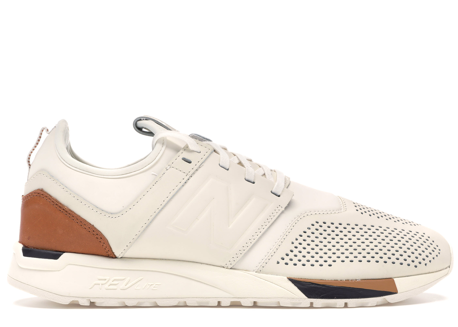 New Balance 247 White Luxe