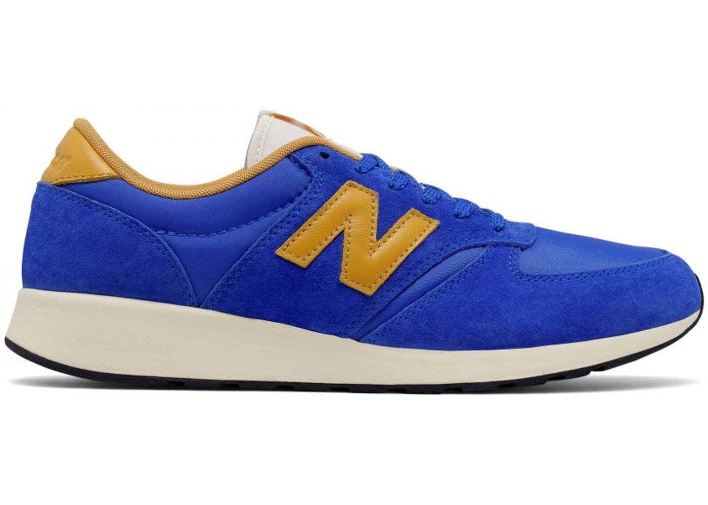 New Balance 420 Blue Tan - MRL420SV