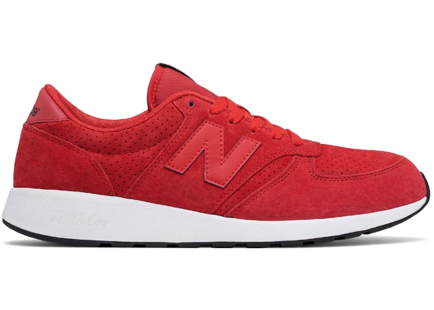 New Balance 420 Re-Engineered Red