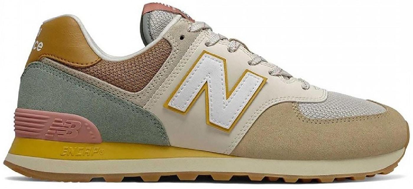New Balance 574 Brown Beige