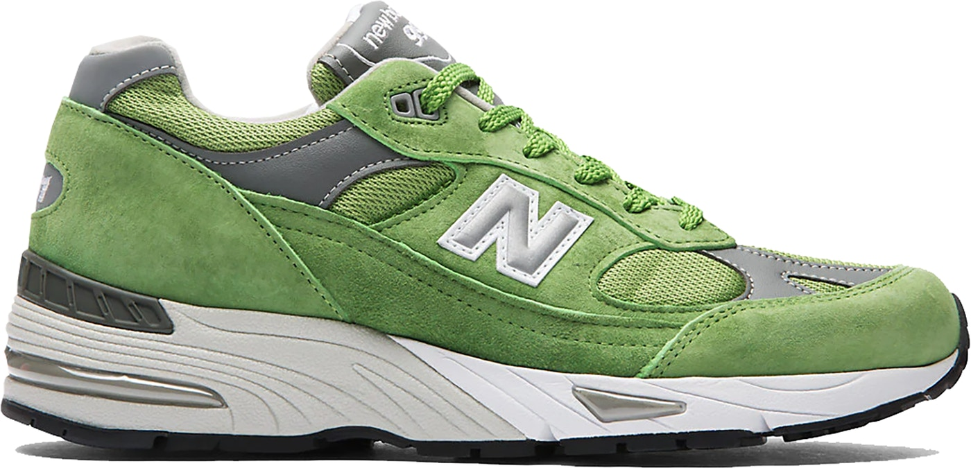 New Balance 991 Green (Made in UK)