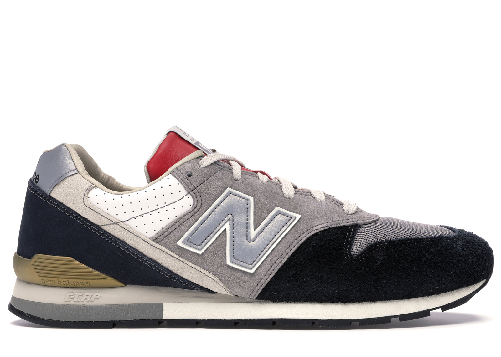 New Balance 996 Grey Navy