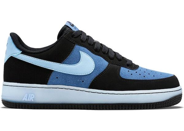 air force 1 blu nere