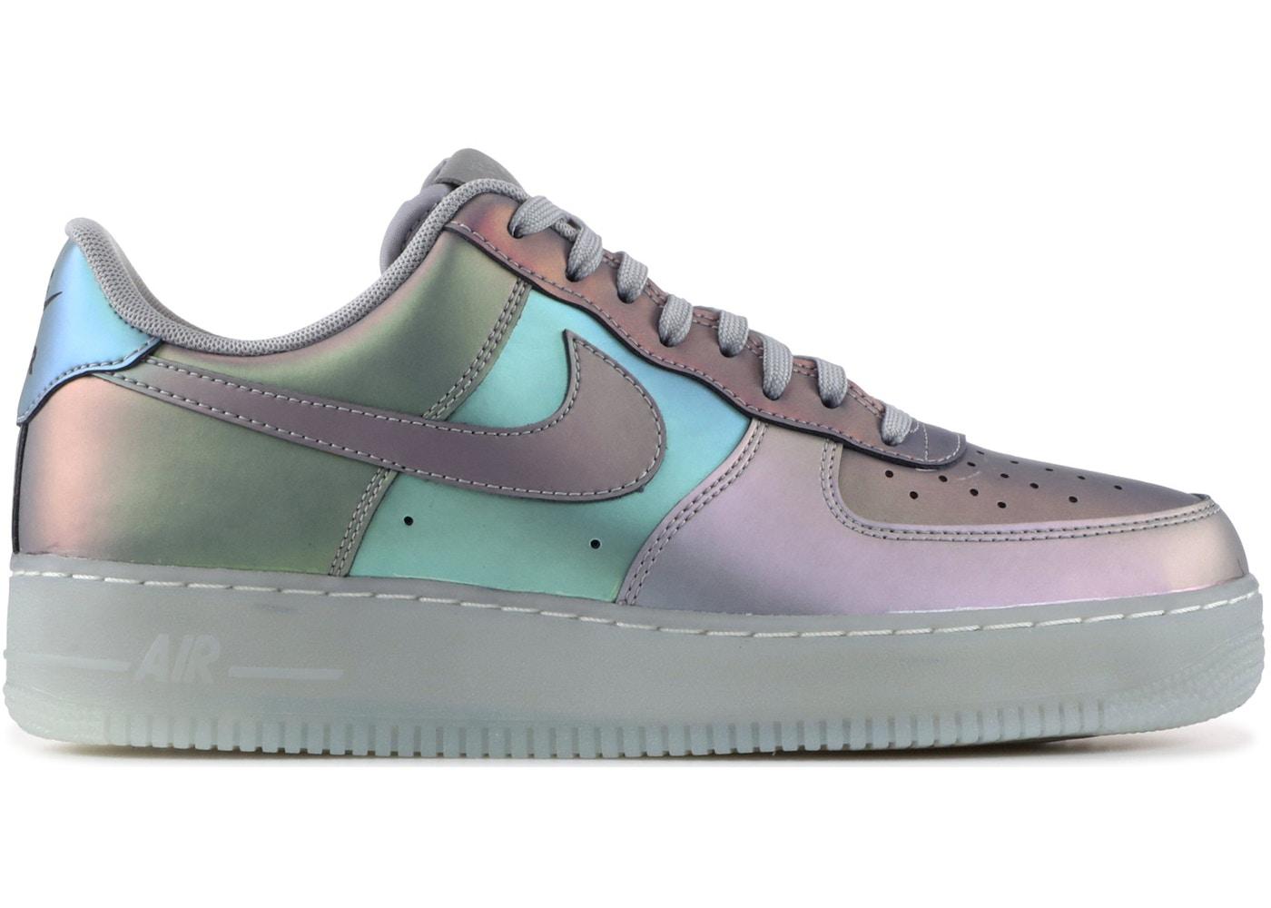 air force 1 iridescente