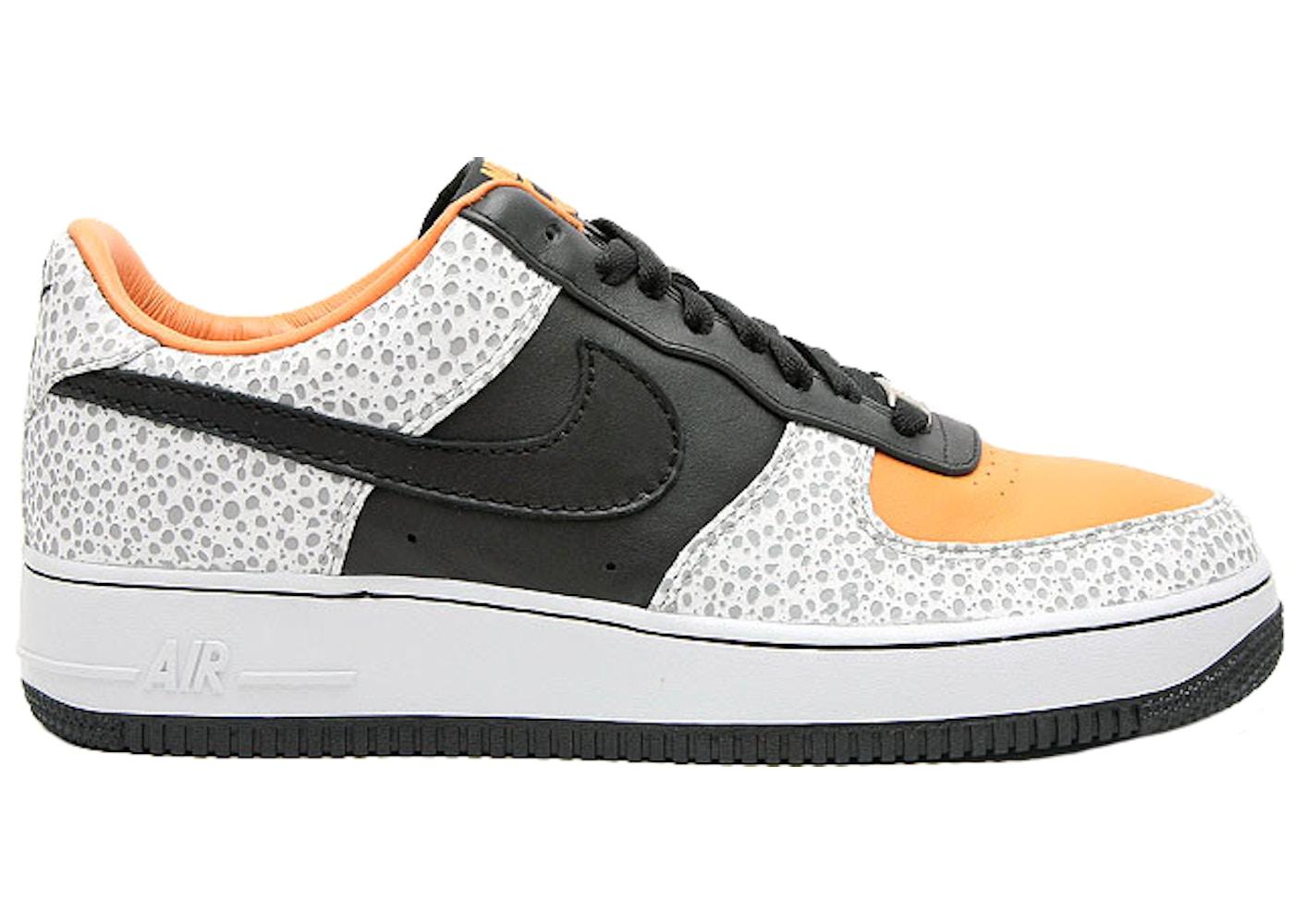 zoo Desempleados Desaparecer  Nike Air Force 1 Low Supreme Safari - 318776-801