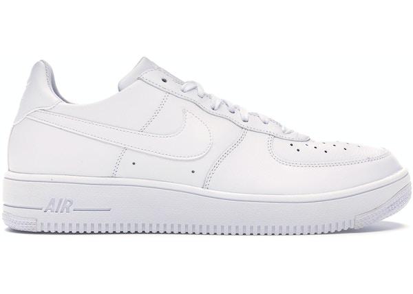 Retocar luto consumo  Nike Air Force 1 Ultraforce Low Triple White - 845052-101