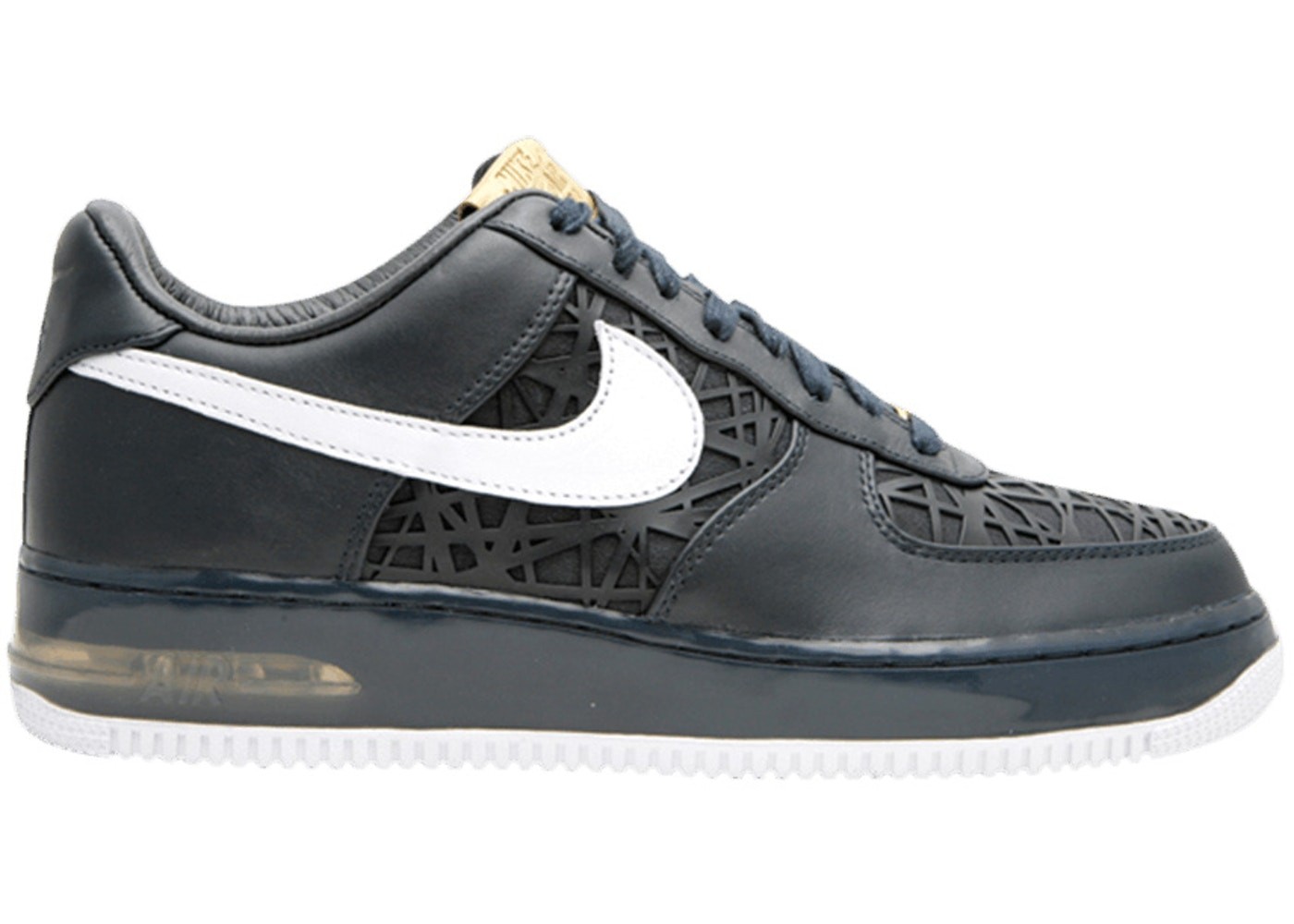 Influyente Londres Deambular  Nike Air Force One Max Supreme Bird's Nest - 318772-411