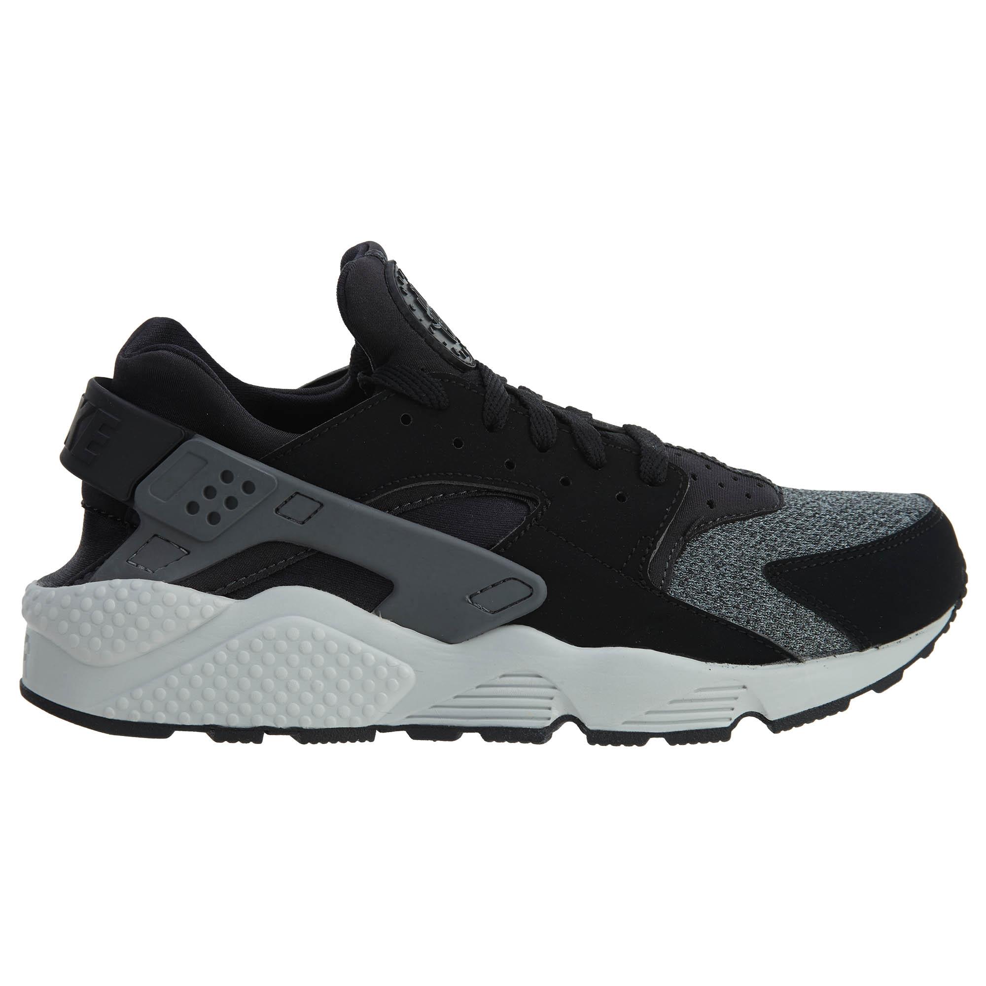 Nike Air Huarache Black/Anthracite/Purple Platinum - 318429-039