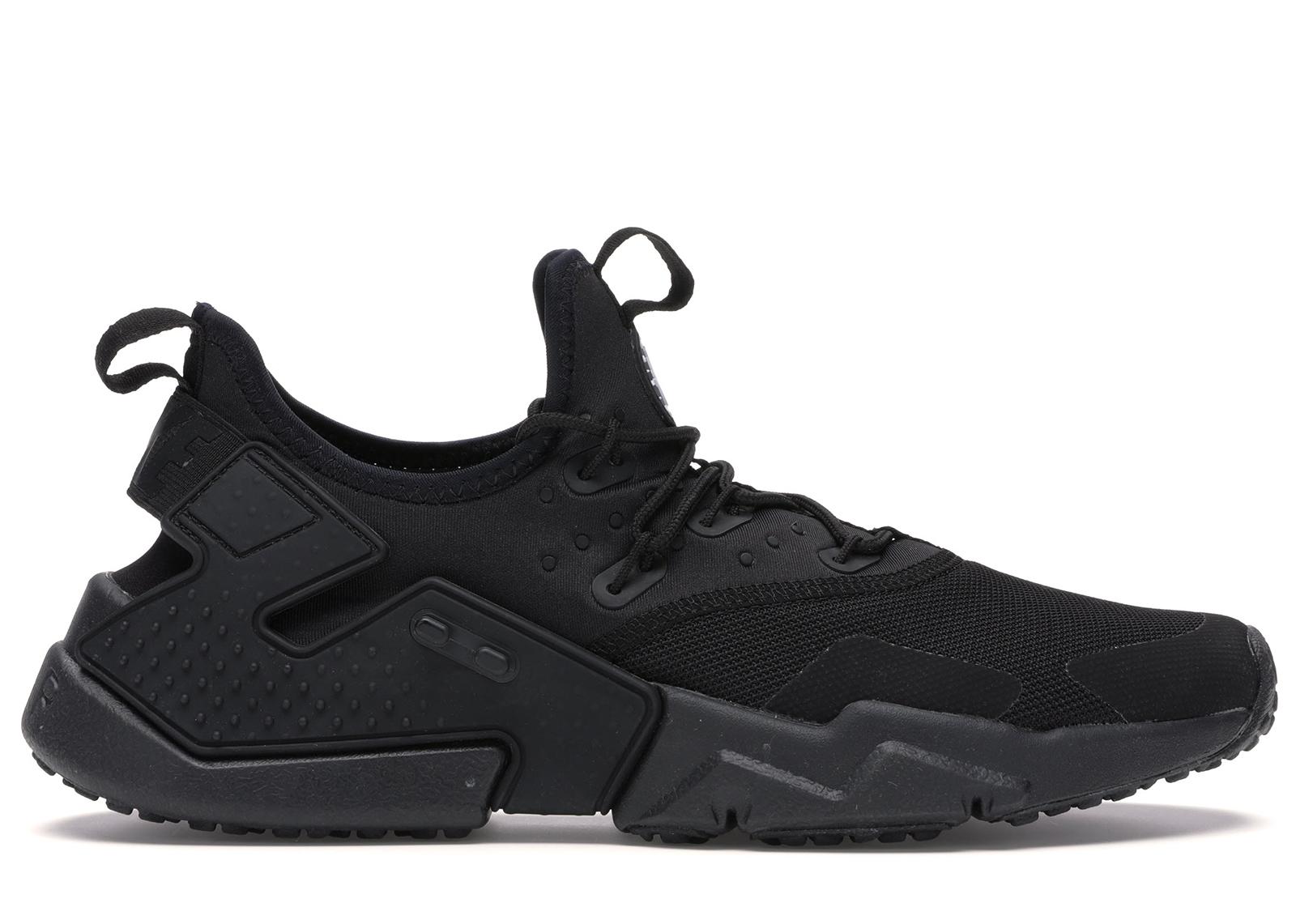 Nike Air Huarache Drift Black White