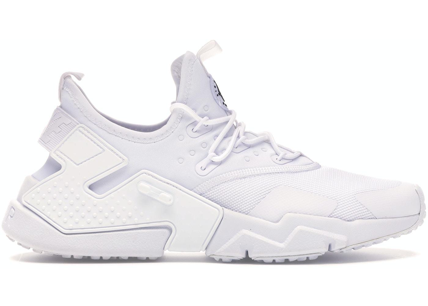 Punto de partida Subproducto Exención  Nike Air Huarache Drift Triple White - AH7334-100