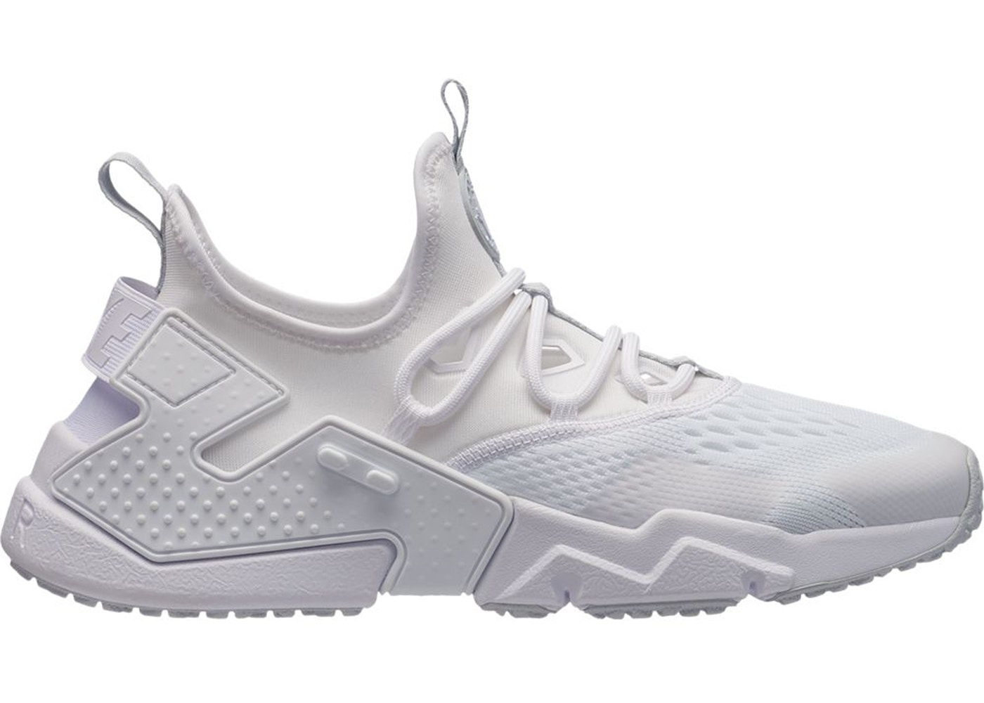 Nike Air Huarache Drift White Pure Platinum