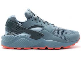 Nike Air Huarache Run FB Blue Graphite Bright Crimson