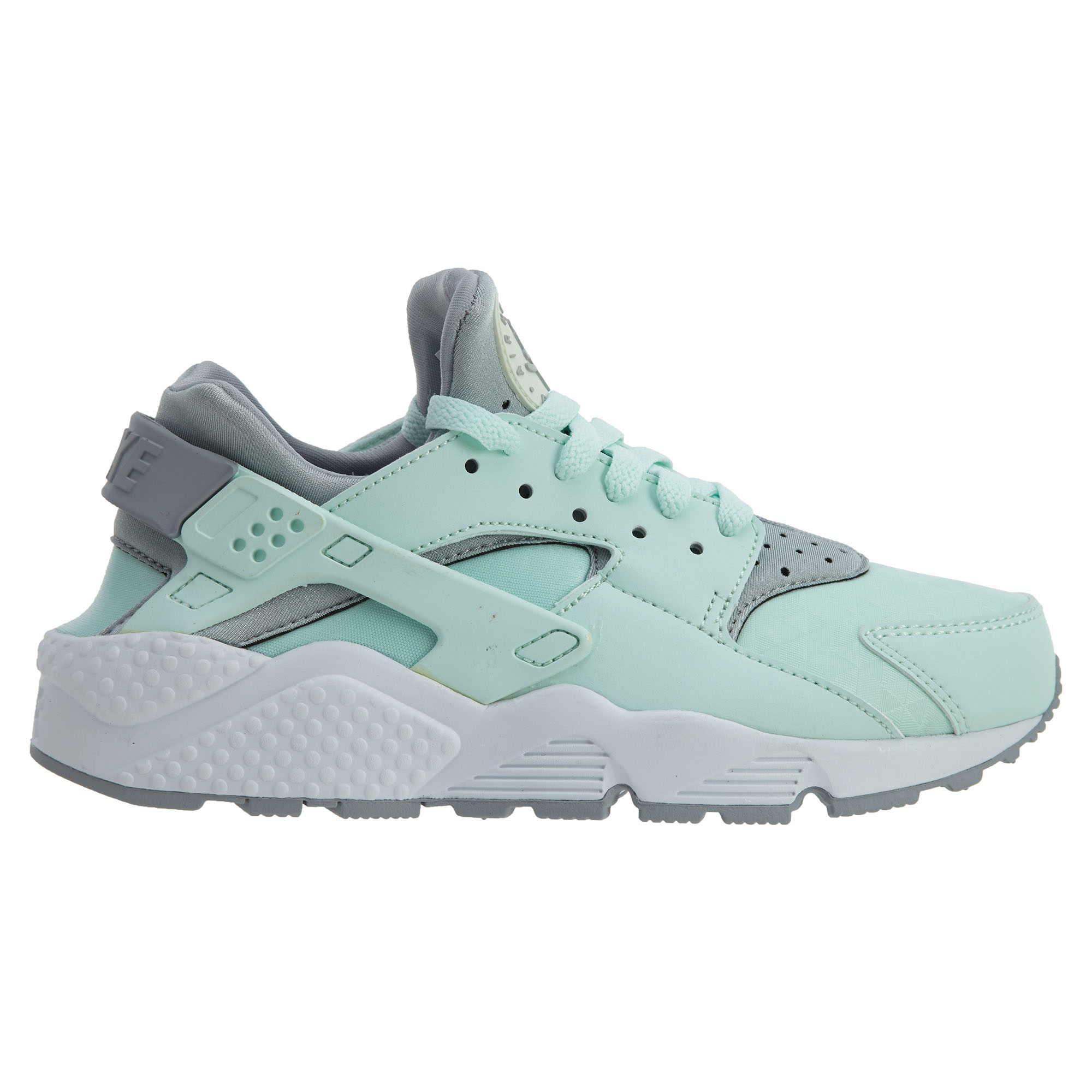 Nike Air Huarache Run Igloo Wolf Grey-White (W)
