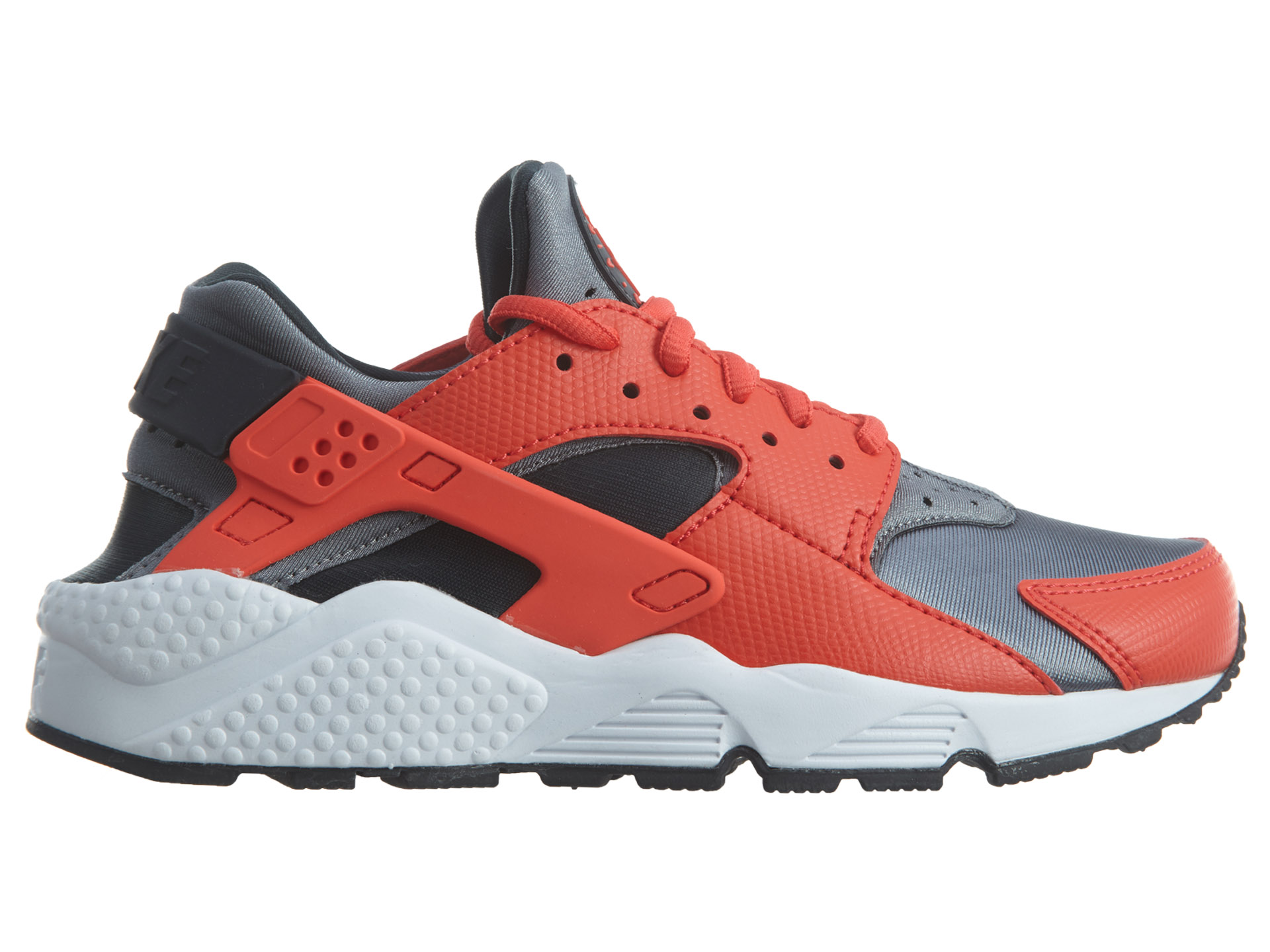 Nike Air Huarache Run Max Orange Cool Grey (W)