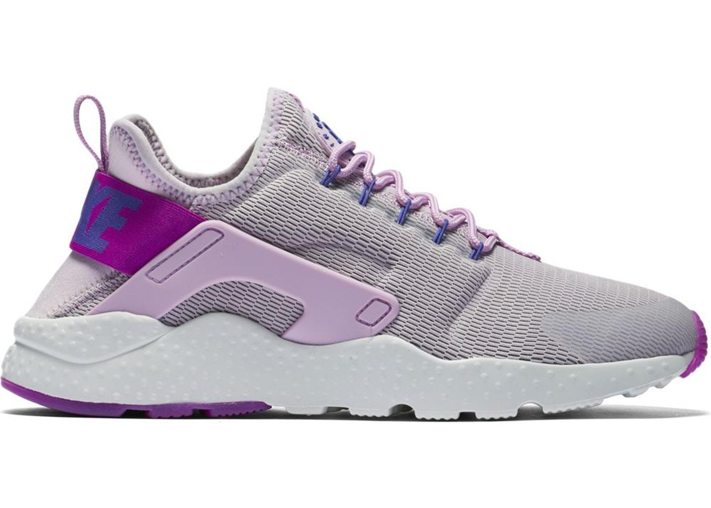 Nike Air Huarache Run Ultra Bleached Lilac Hyper Violet (W)