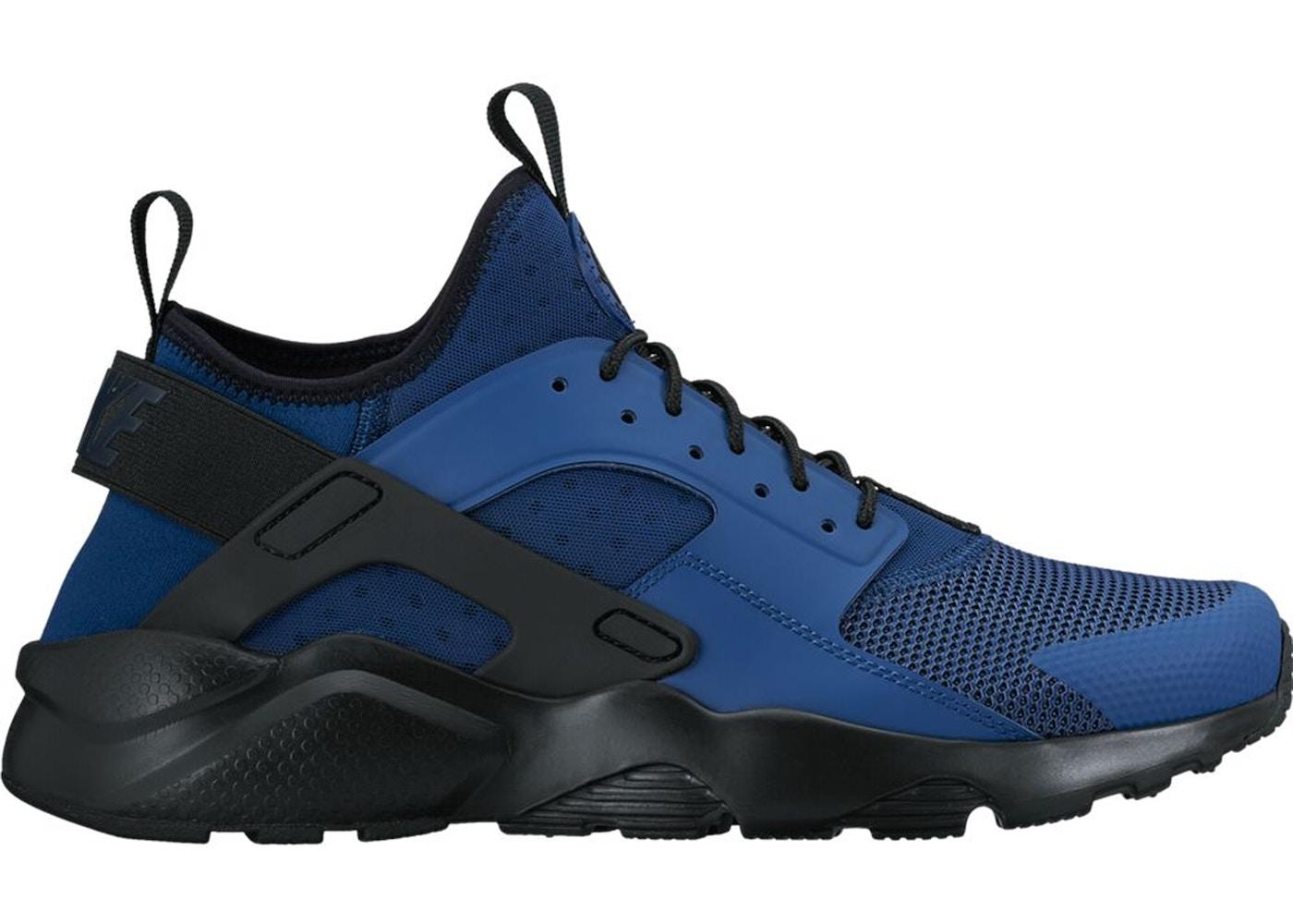 federación Orientar Enriquecimiento  Nike Air Huarache Run Ultra Coastal Blue - 819685-402