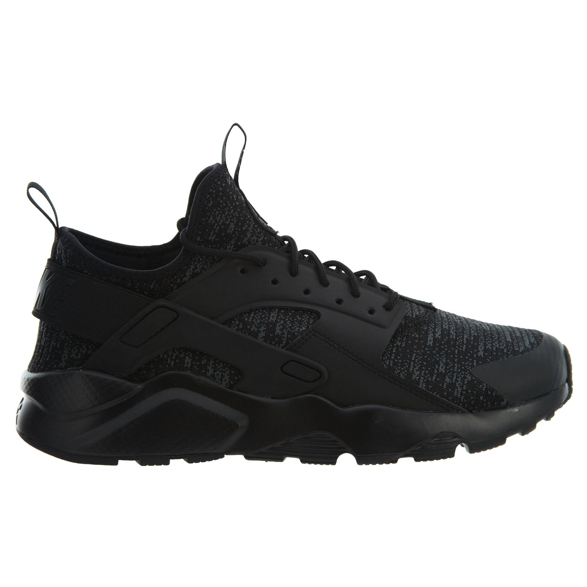 Nike Air Huarache Run Ultra Se Black Black-Dark Grey - 875841-006