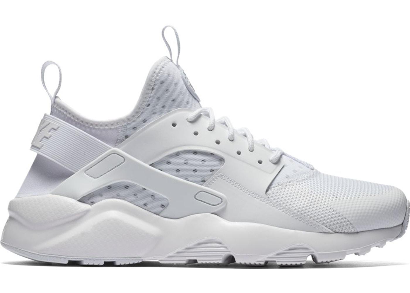 sector Pef Autocomplacencia  Nike Air Huarache Run Ultra White (2017) - 819685-101