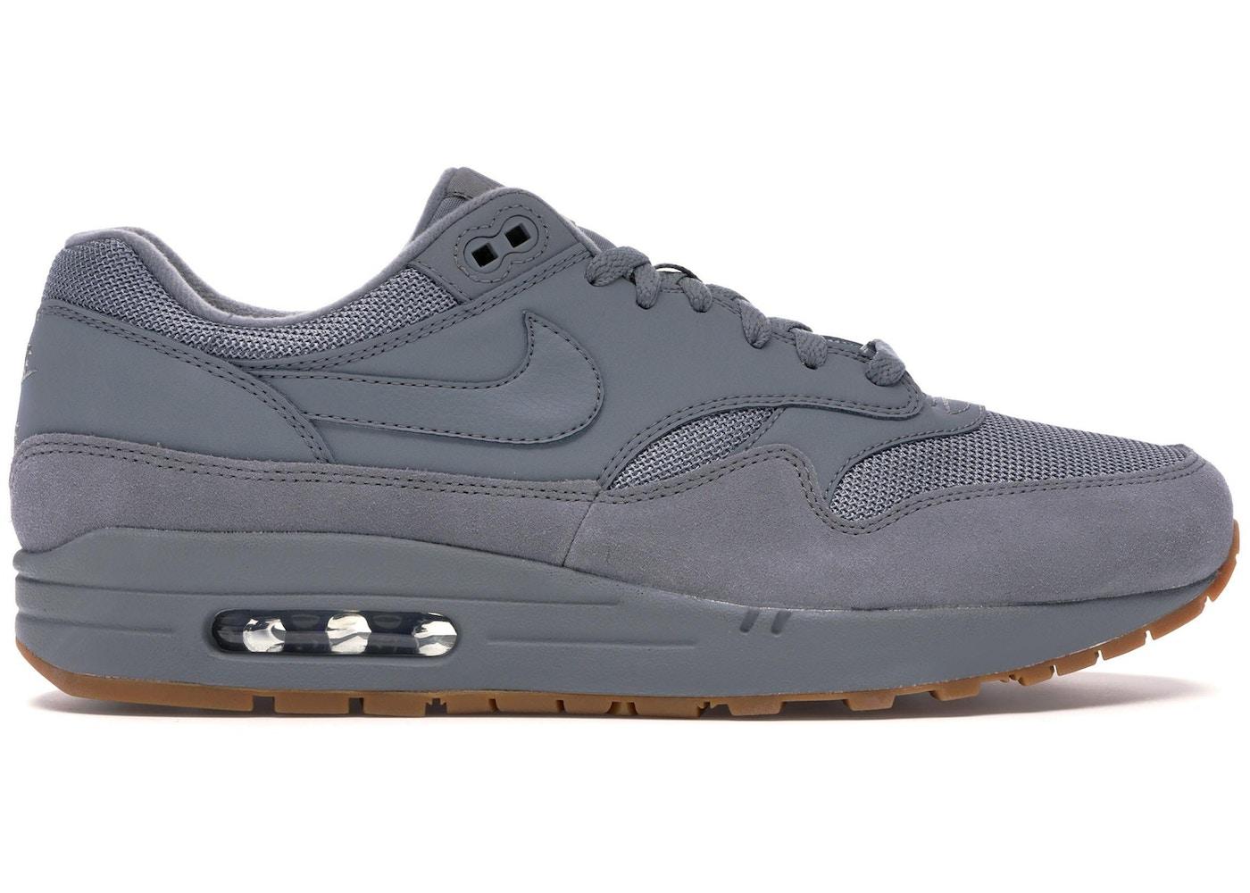 Encarnar Enumerar Cuna  Nike Air Max 1 Cool Grey Gum - AH8145-005