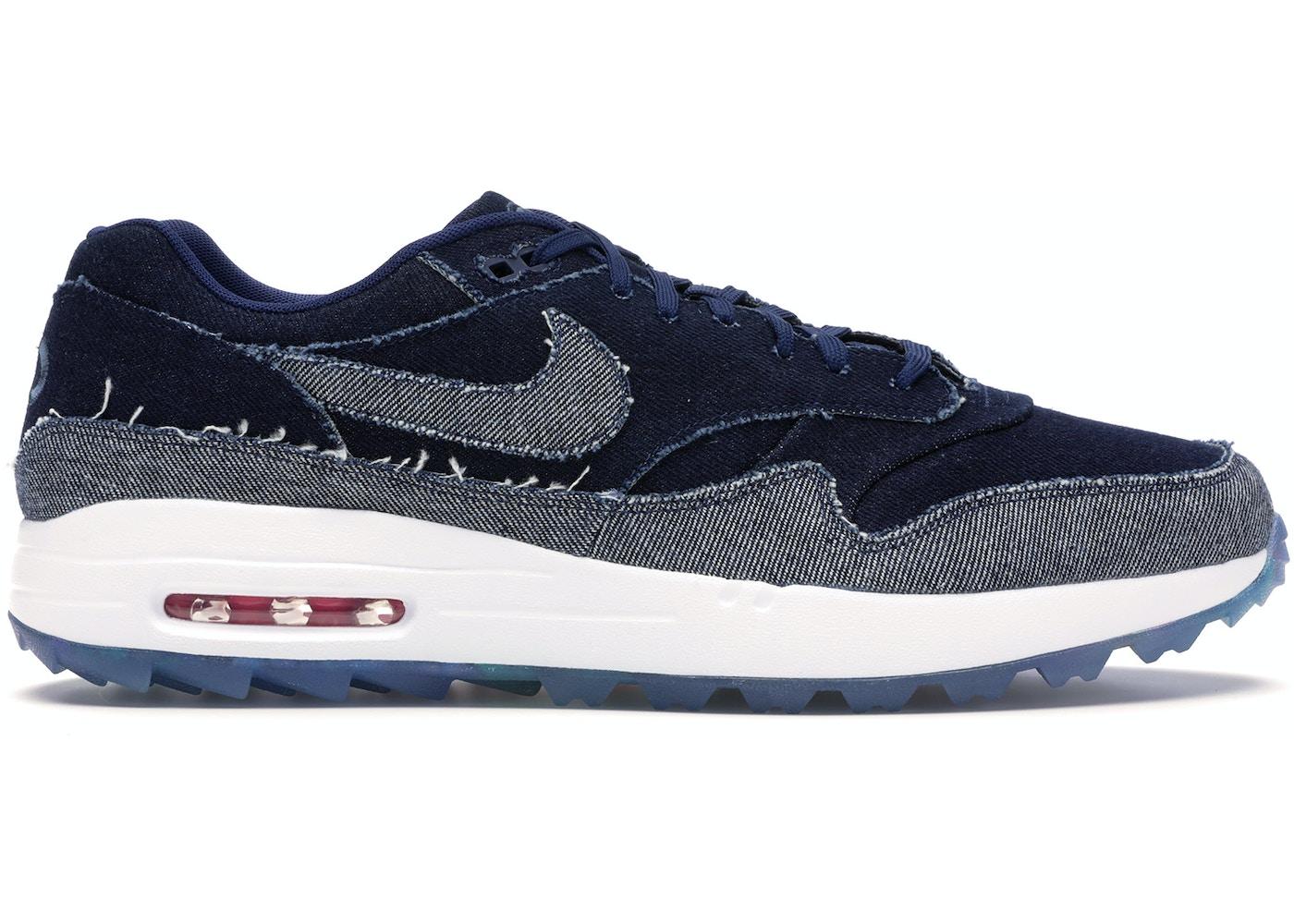 Guerrero Vivienda promoción  Nike Air Max 1 Golf No Denim Allowed Navy - CI6876-400