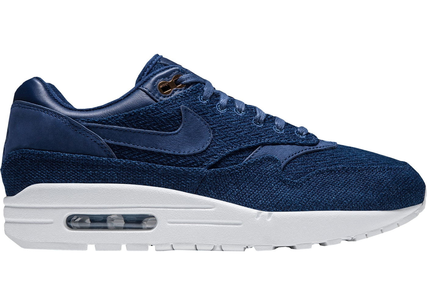 sólido Lío cartucho  Nike Air Max 1 London Cloth Company (W) - Sneakers