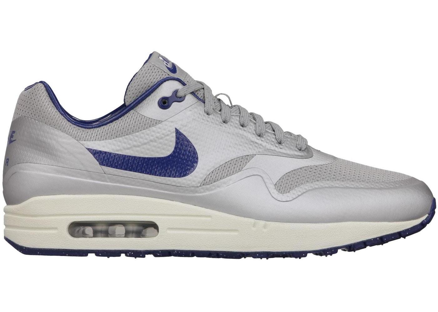 fecha límite Masacre boleto  Nike Air Max 1 Night Track Royal - 633087-004