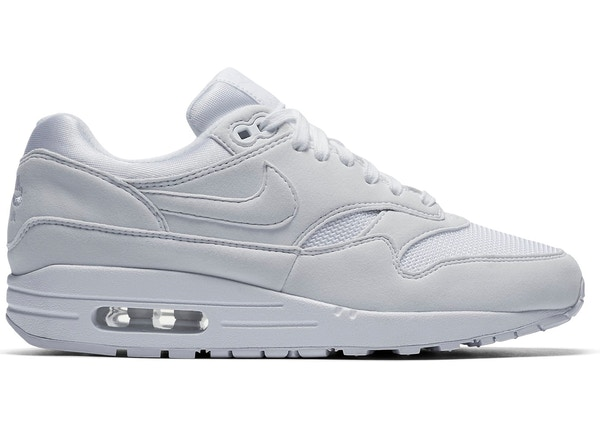 césped siga adelante al exilio  Nike Air Max 1 Triple White (W) - 319986-108